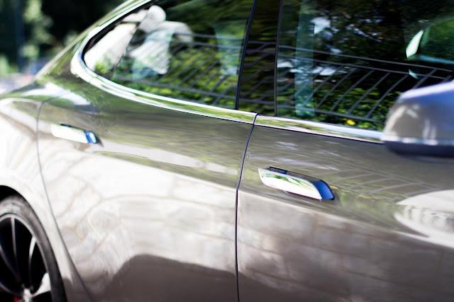 Tesla Model S Doors
