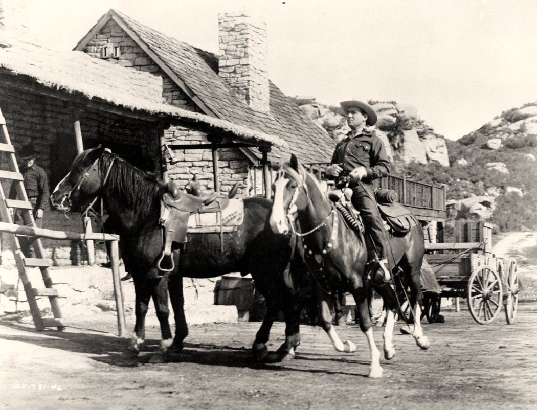 The Cowboy and the Indians Starring Gene Autry