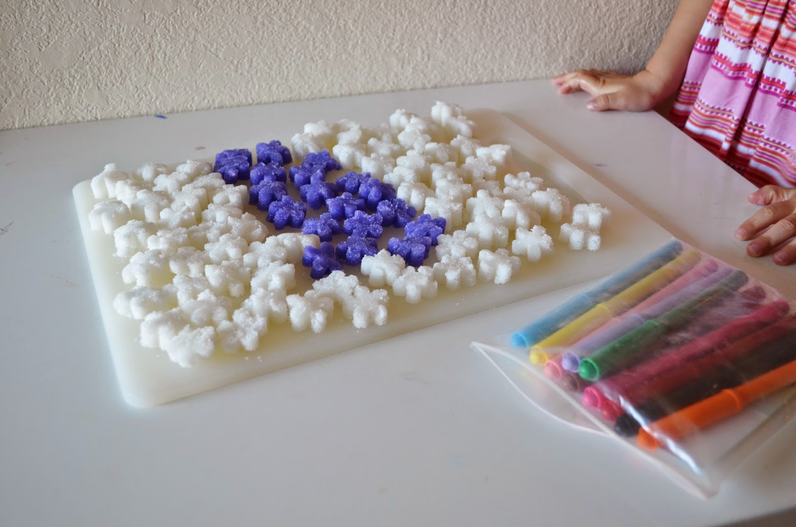how to make sugar cubes in the oven