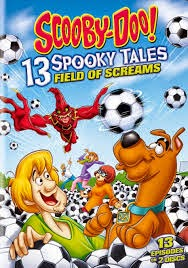 Scooby-Doo! 13 Spooky Tales: Field of Screams cover