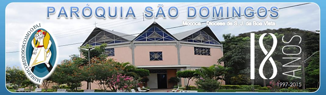 Paróquia São Domingos - Mococa
