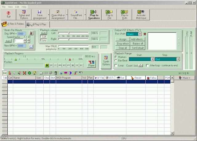 Langkah Pertama INSTAL Software SYNTHFONT Di LAPTOP Agan