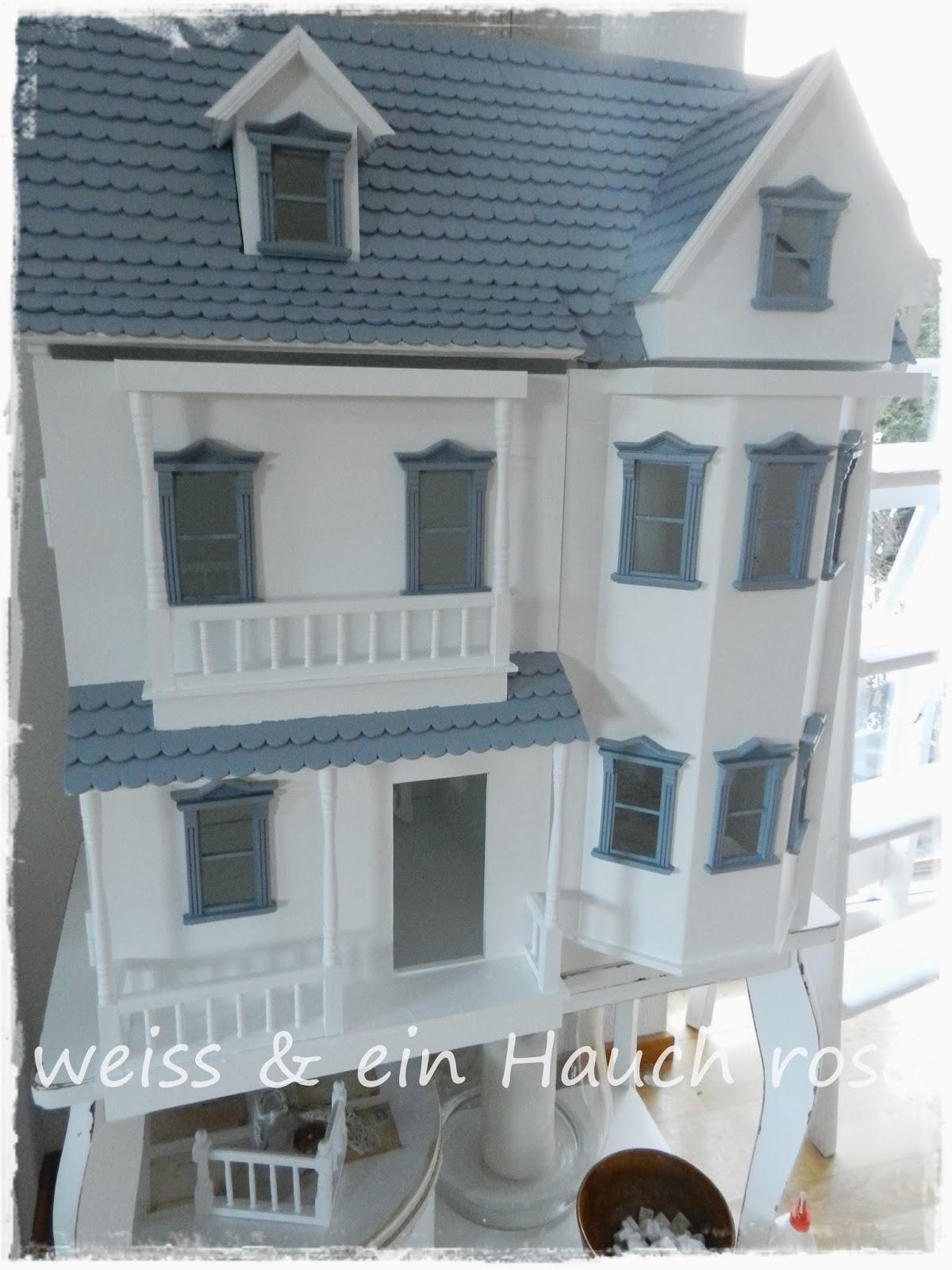 weiß & ein Hauch rosé: Mein neues Haus...