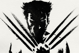 The Wolverine Paint on Wall Poster HD Wallpaper