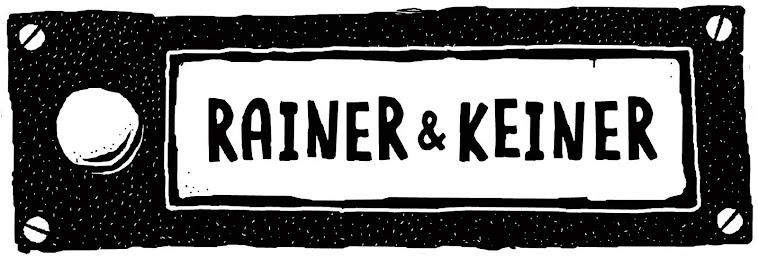"""Das lustige """"Rainer und Keiner"""" Tagebuch!"""