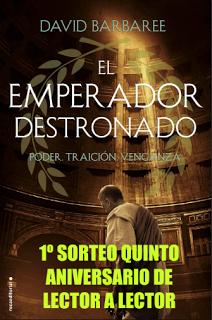 Sorteo «El emperador destronado»
