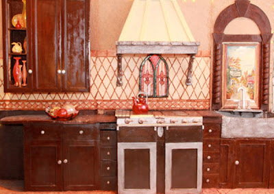Yummy Chocolate Kitchen Seen On www.coolpicturegallery.us