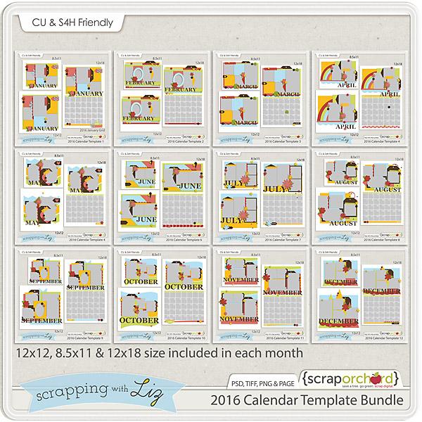 http://scraporchard.com/market/Calendar-Digital-Scrapbook-Template.html
