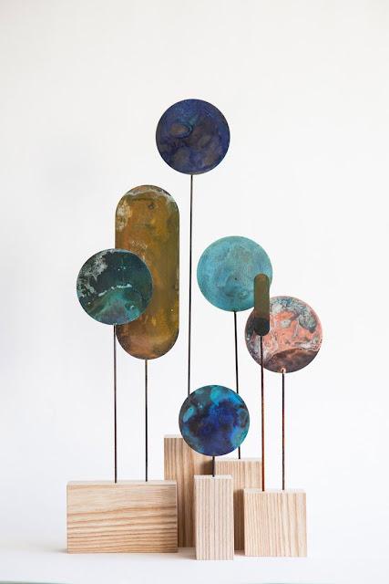 skulpturer af stål fra norske KNEIP