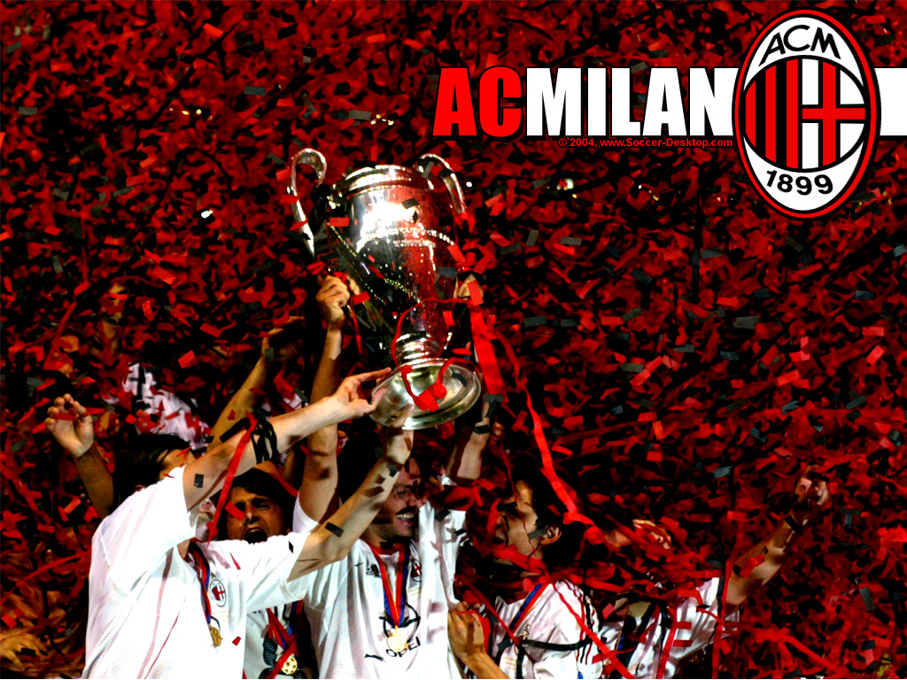 Ac Milan Background