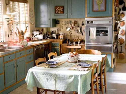 Διάσημα σπίτια: Η κουζίνα της ταινίας Τζούλι και Τζούλια