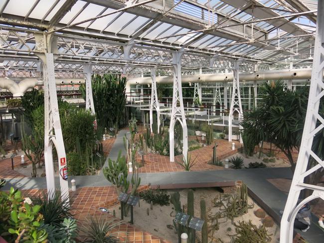 Palacio de cristal de la arganzuela imagen - Invernadero de cristal ...
