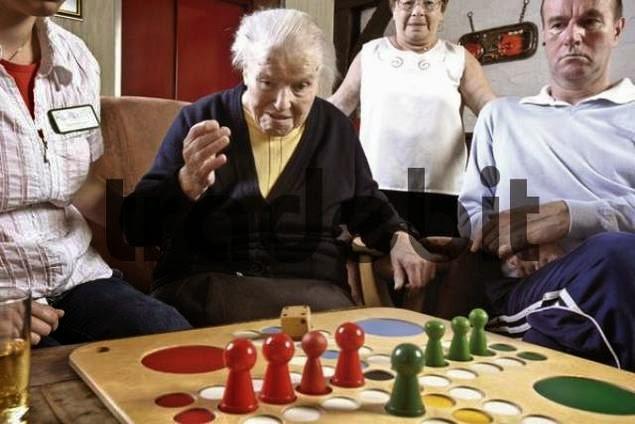 Liechtenstein old folks - ranked 8th
