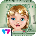 Funny Money Maker - Allowance Builder App iTunes App Icon Logo By Kids Fun Club by TabTale - FreeApps.ws