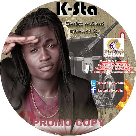Listen and Download- Gumbody by K-Sta
