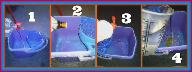 płyn do mycia podłóg i powierzchni