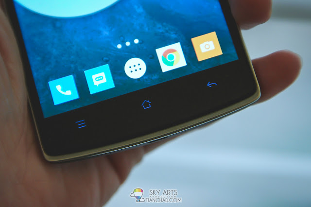 Capacitive Keys on OnePlus One