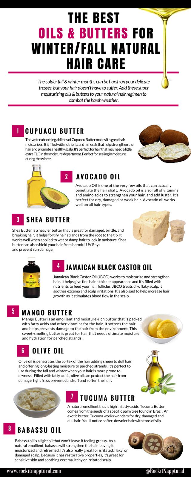 10 Best Ingredients for Black Hair