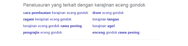 riset keyword manual dg google suggestion