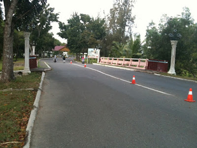 Jembatan Merah PT PIM