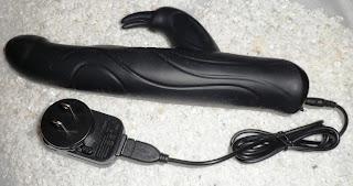Mains Rechareable Rabbit Sex Toy