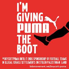 Boicot a Puma