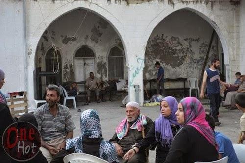 Warga Muslim Gaza mengungsi di Gereja Ortodoks Yunani 5