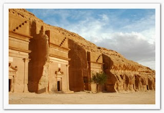 kota-kuno-madain-saleh