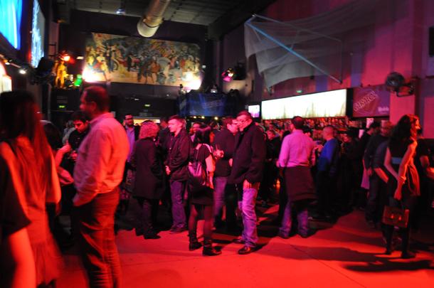 Sala caracol conciertos y fiestas en madrid alquila sala for Sala galileo conciertos