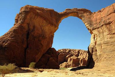 Arco natural Aloba - Chade