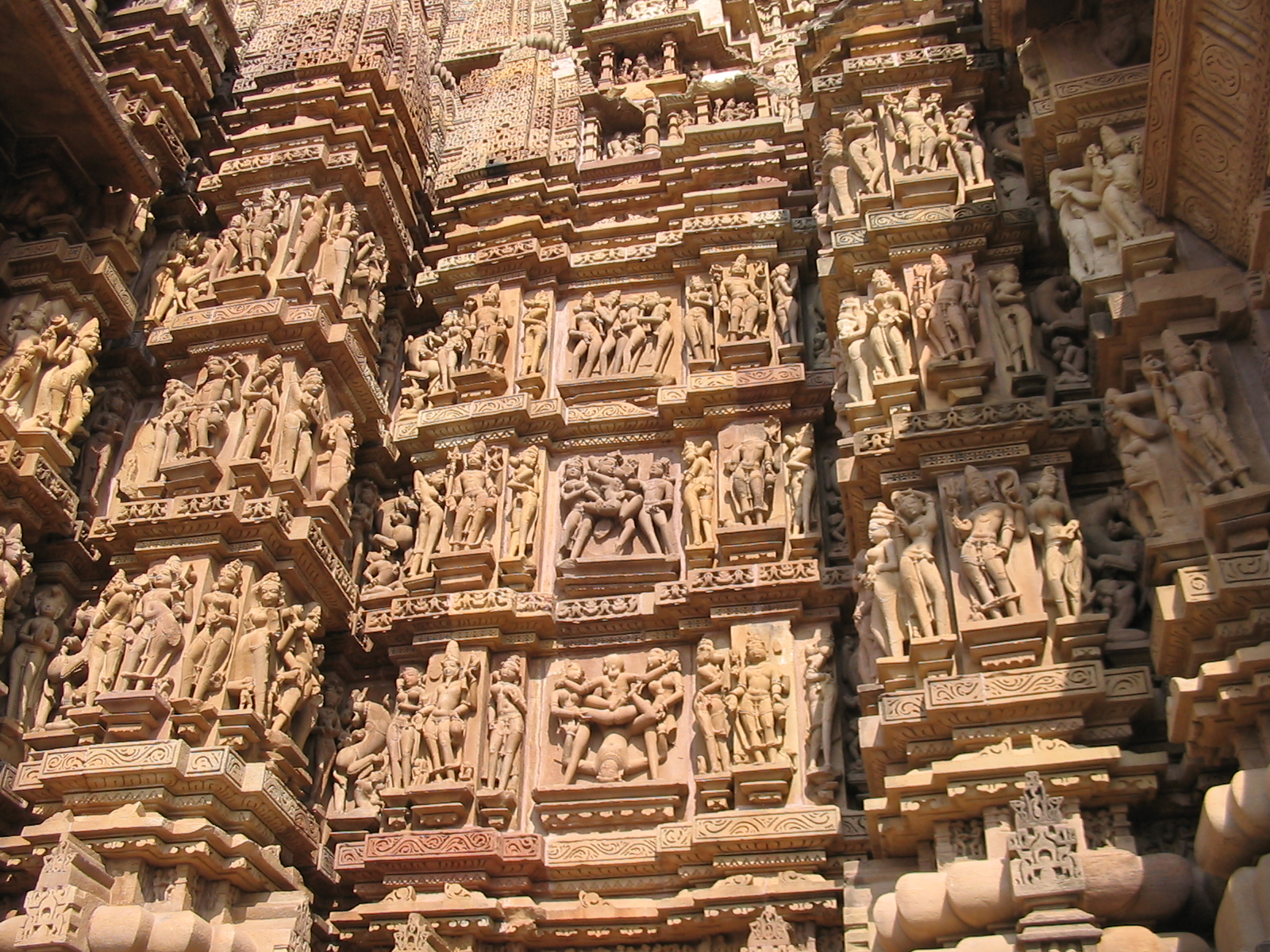 Historical Places in India - Khajuraho Temples