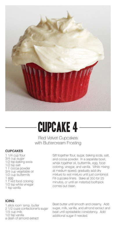 cupcake recipes red velvet