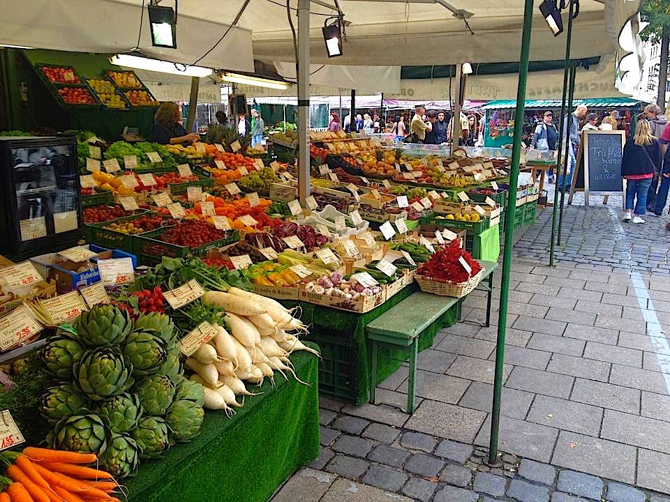 Image result for german produce market