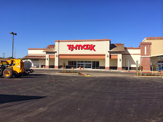 New T.J.Maxx at Town & Country Village opens October 20th