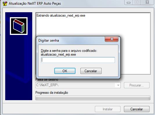 NeXT ERP Atualização