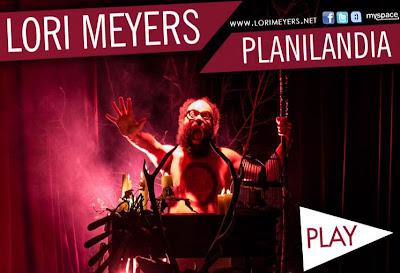 Lori Meyers Planilandia Videoclip