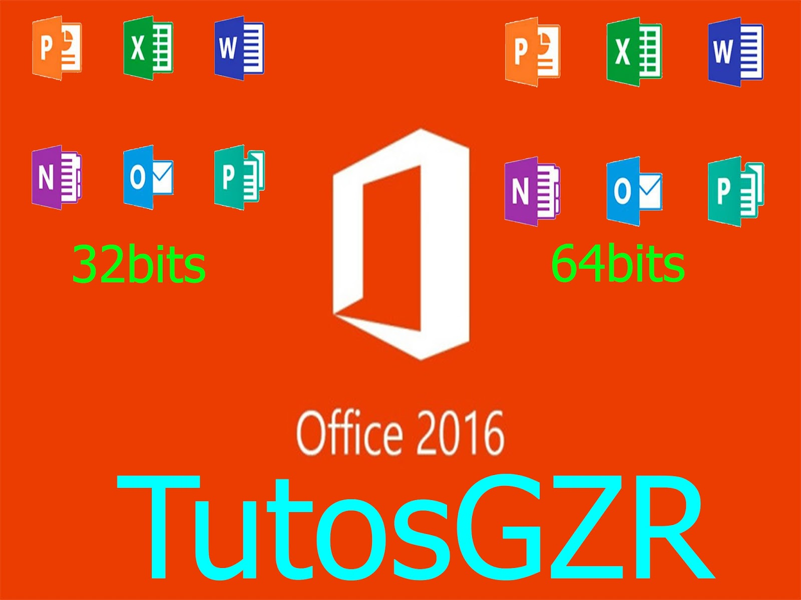 descargar office 2016 64 bits