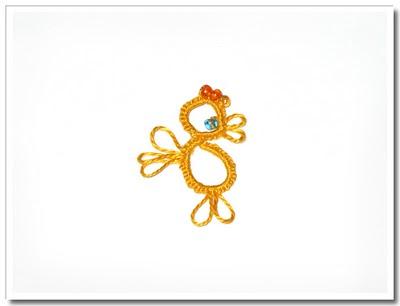 Kyckling av frivoliteter