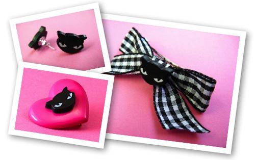 Black Cat Jewelry & Accessories