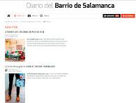 DIARIO DEL BARRIO DE SALAMANCA