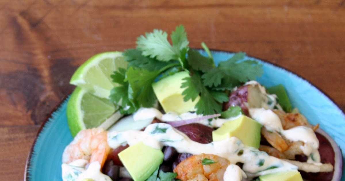 MIH Product Reviews & Giveaways: Grilled Shrimp and Potato ...