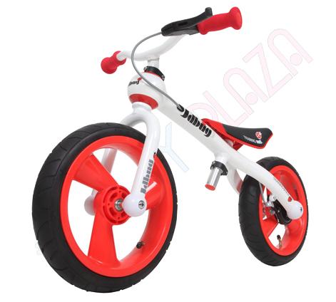 Xe đạp cân bằng JD BUG TC09 đỏ