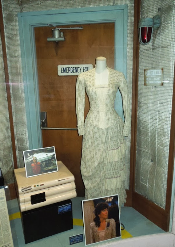 Clara Clayton Old West gown Back to the Future III