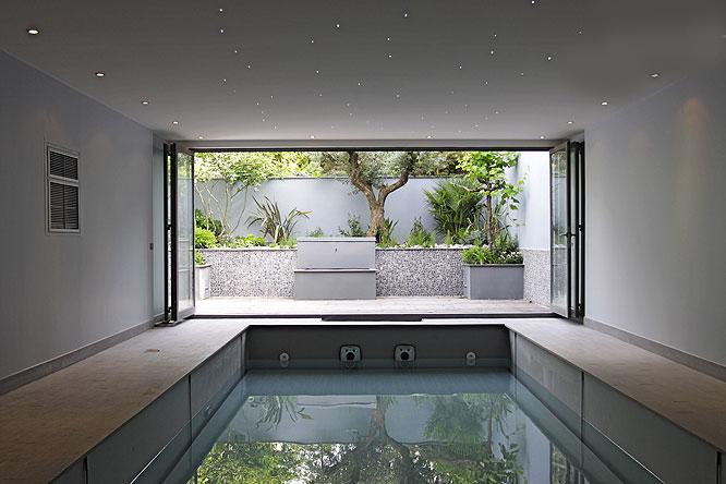 finest piscinas internas modernas with buhardillas modernas - Buhardillas Modernas