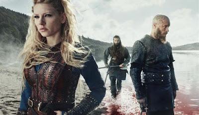 Vikings. Walpaper