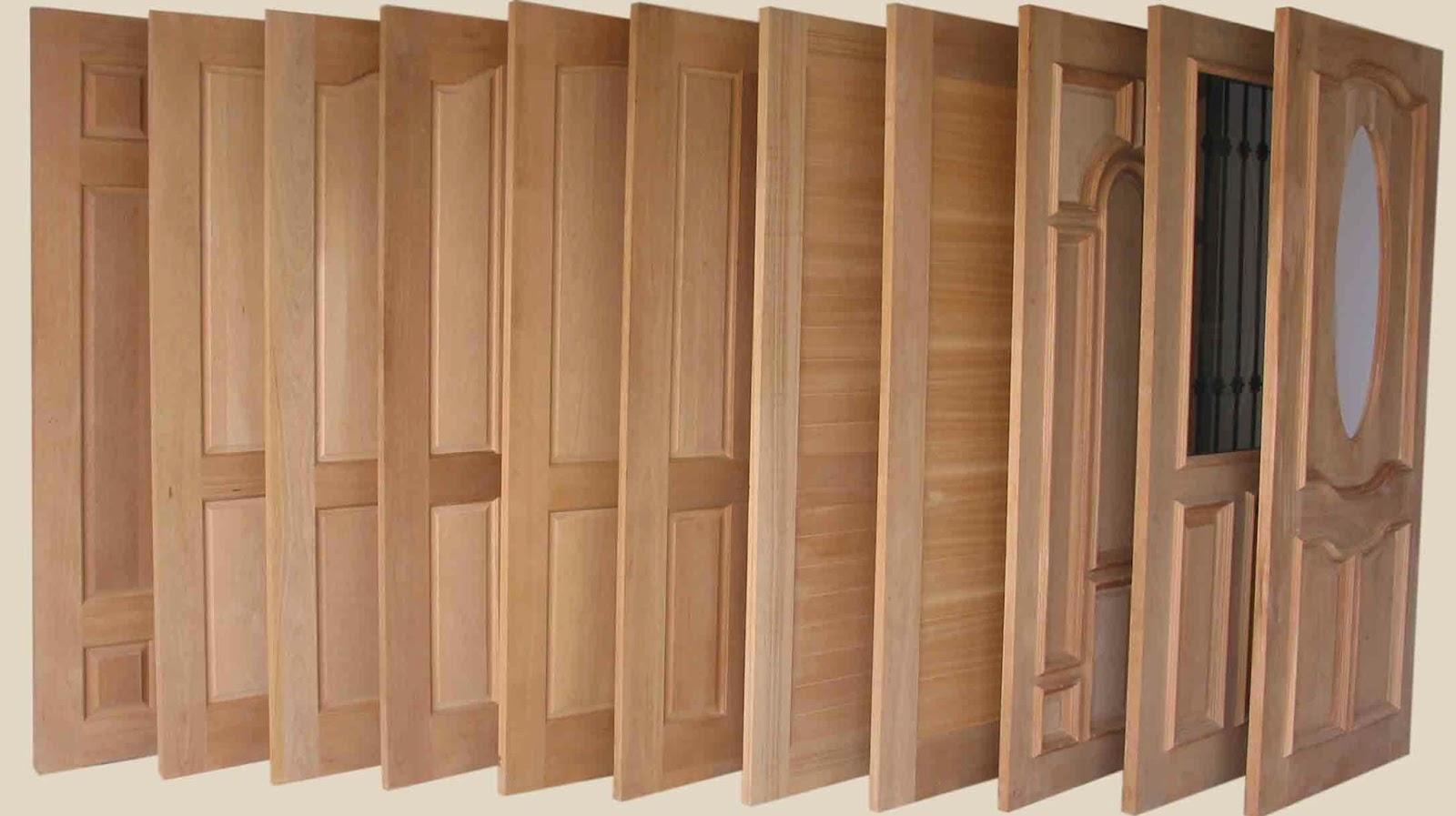 Casa de este alojamiento instalacion de puertas de entrada y salida - Puertas entrada madera ...