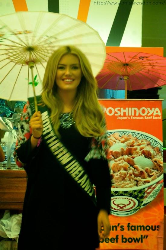 Ms. Northern Ireland - Justine McEleney