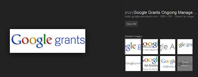 tampilan gambar PDF pada Google Image