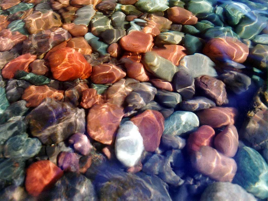 Rocks Water HD Wallpapers
