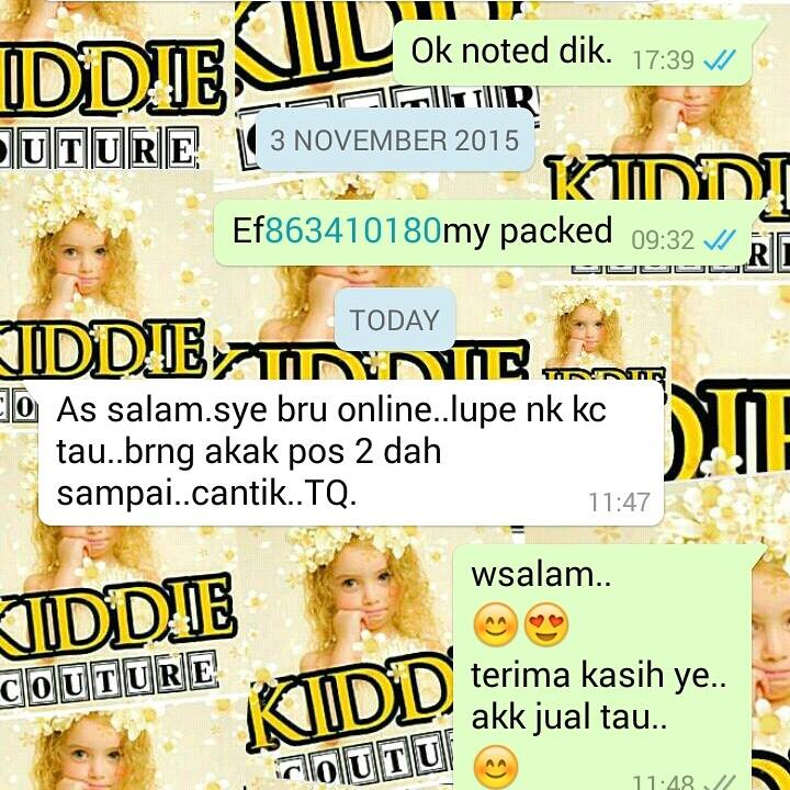 TQ MY LOVELY CUSTOMER